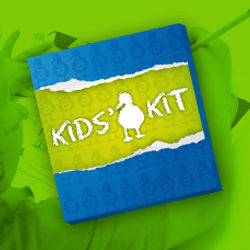 Kids'Kit - Animali